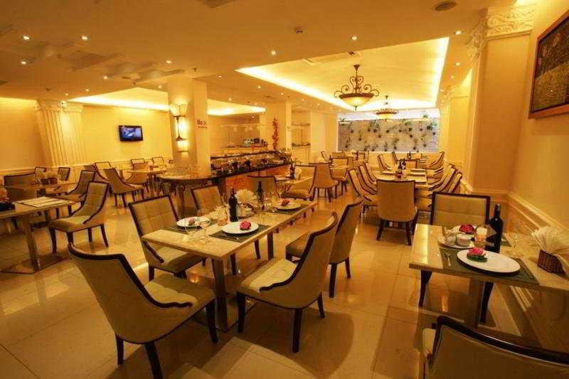 Restaurant Blue Diamond Hotel