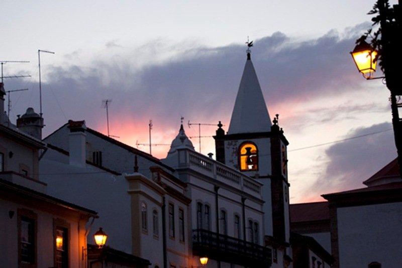 General view Inatel Castelo De Vide