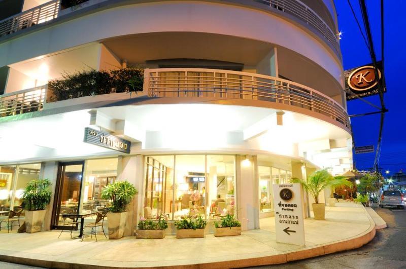 Kasemsarn Hotel Chanthaburi - Hotel - 5