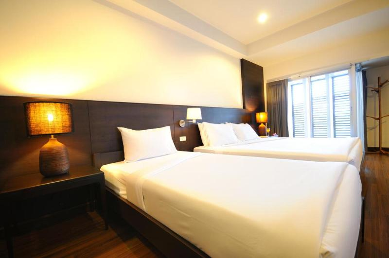 Kasemsarn Hotel Chanthaburi - Room - 8