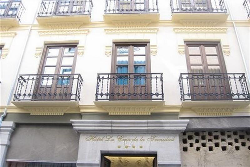 General view La Casa De La Trinidad