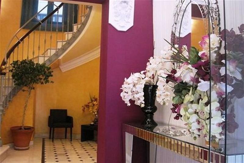 Lobby La Casa De La Trinidad