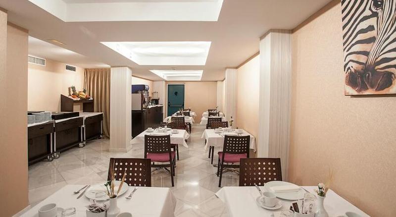 Restaurant La Casa De La Trinidad