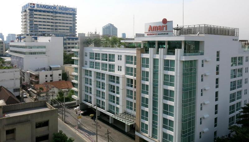 General view Amari Residences Bangkok