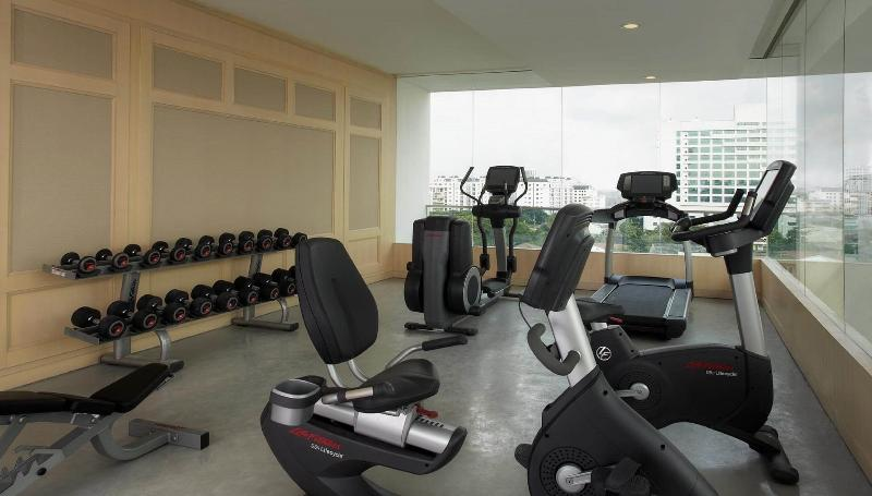 Sports and Entertainment Amari Residences Bangkok