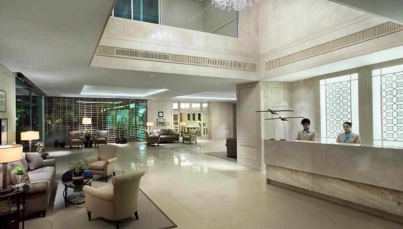 Lobby Amari Residences Bangkok