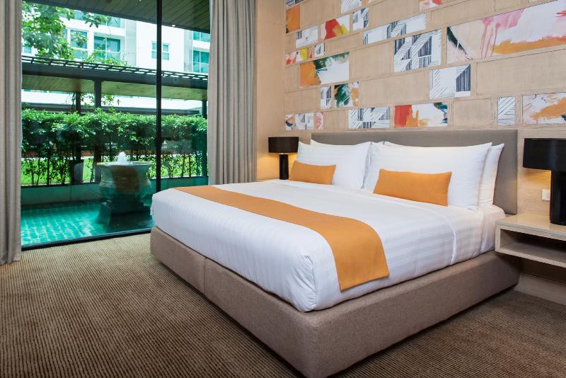 Room Amari Residences Bangkok
