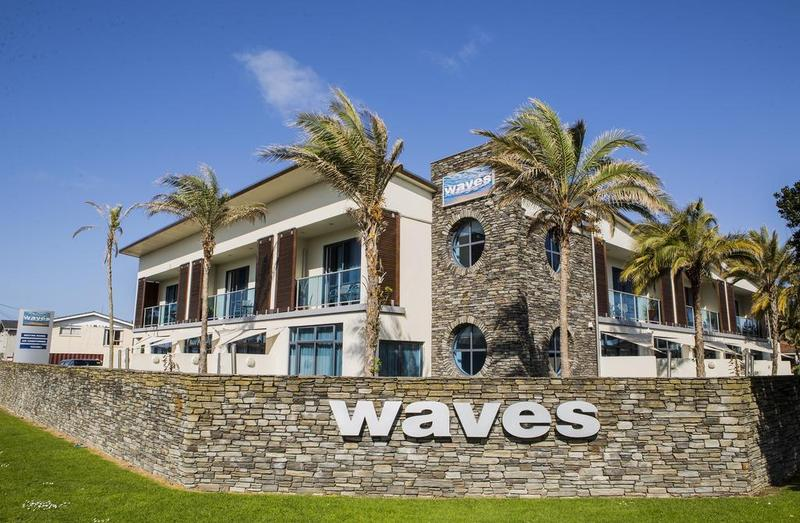 General view Waves Motel