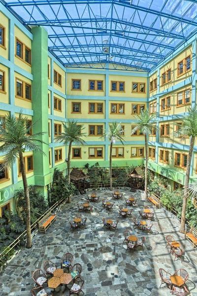 General view Wellness Hotel Babylon