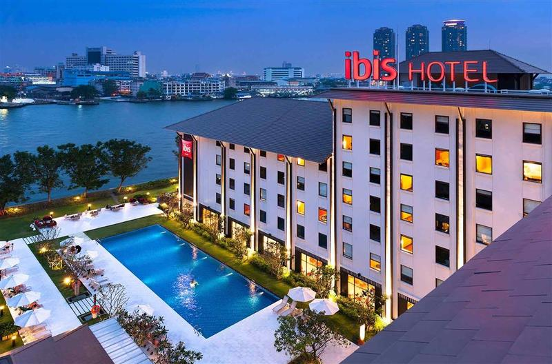 General view Ibis Bangkok Riverside