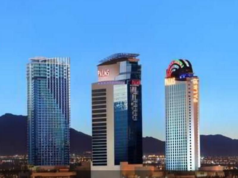 General view Palms Casino Resort Las Vegas
