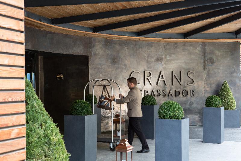 Crans Ambassador Luxury Sport Resort