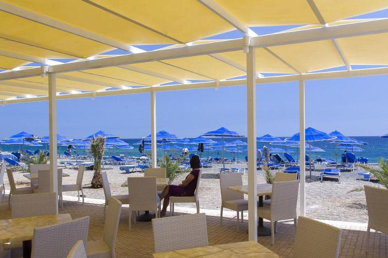 Restaurant Sunshine Crete Beach