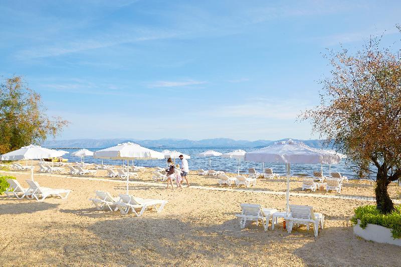 Beach Mayor Capo Di Corfu