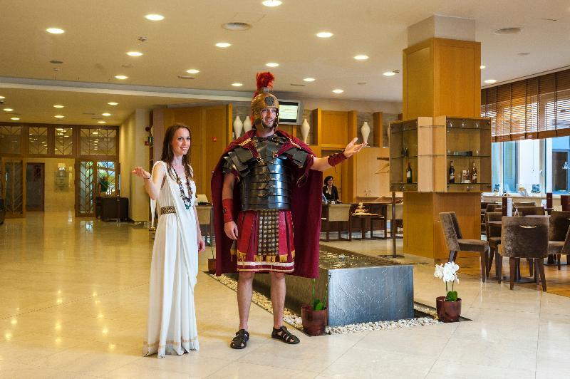 Lobby Grand Hotel Primus