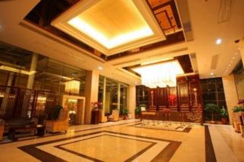 Lobby Landmark International Hotel Science City