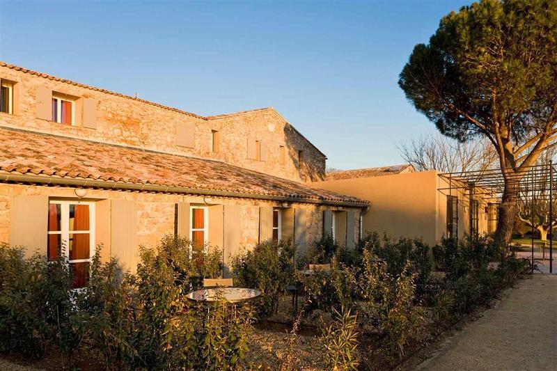 General view Mercure Aix Sainte Victoire