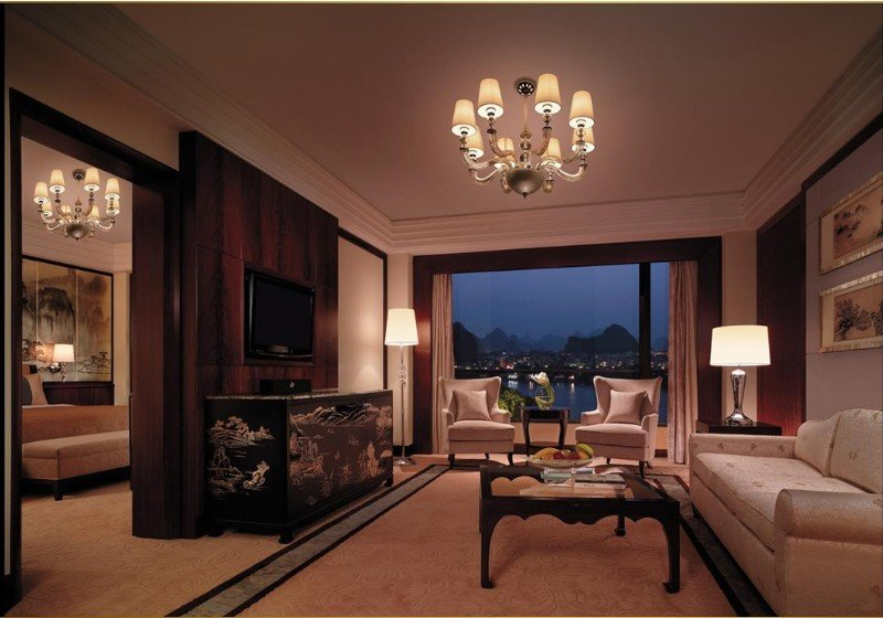 Room Shangri-la Hotel Guilin