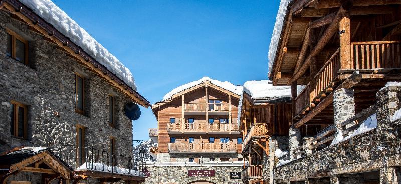 CGH Résidence & Spa  Le Ruitor