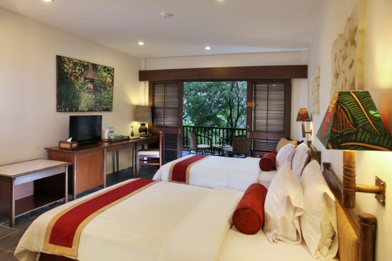 Novus Puncak Resort & Spa - Room - 7
