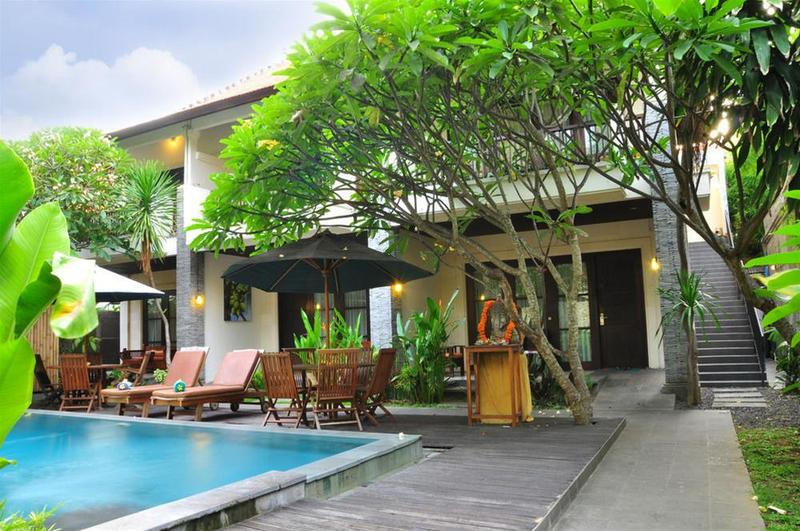 General view Aman Sari Villa