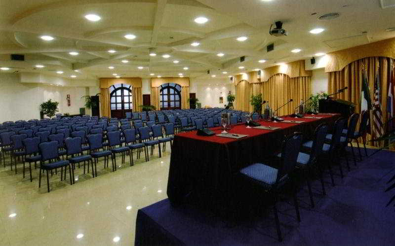 Conferences Genoardo Park