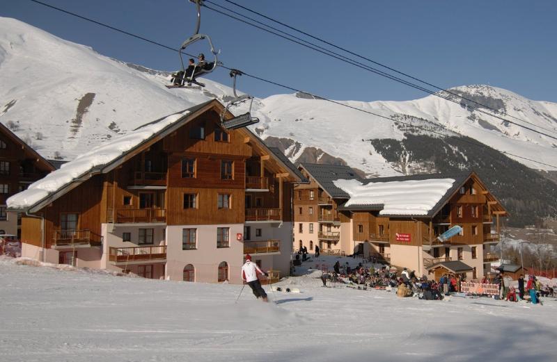 General view Residence L\'oree Des Pistes