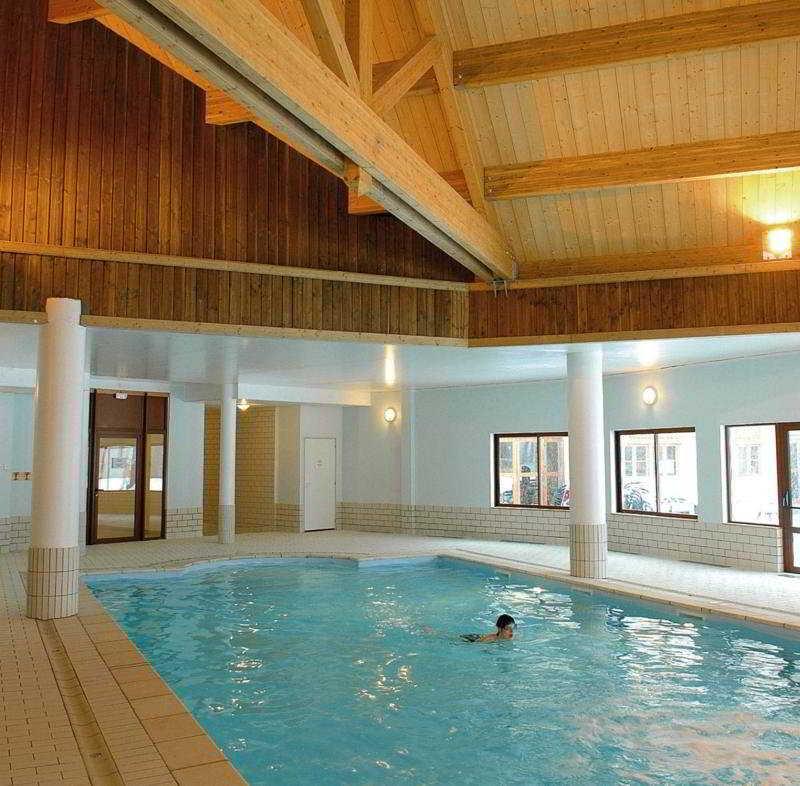 Pool Residence L\'oree Des Pistes