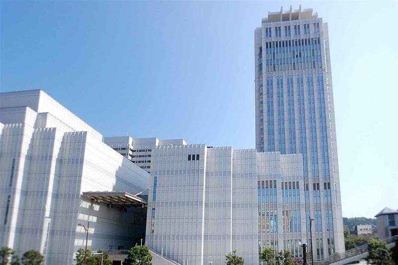 Mercure Hotel Yokosuka - Hotel - 4