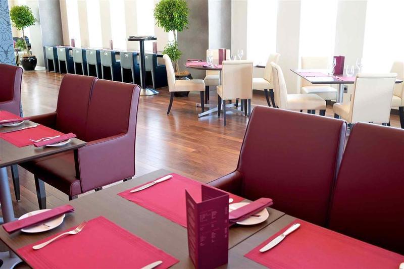 Mercure Hotel Yokosuka - Restaurant - 11