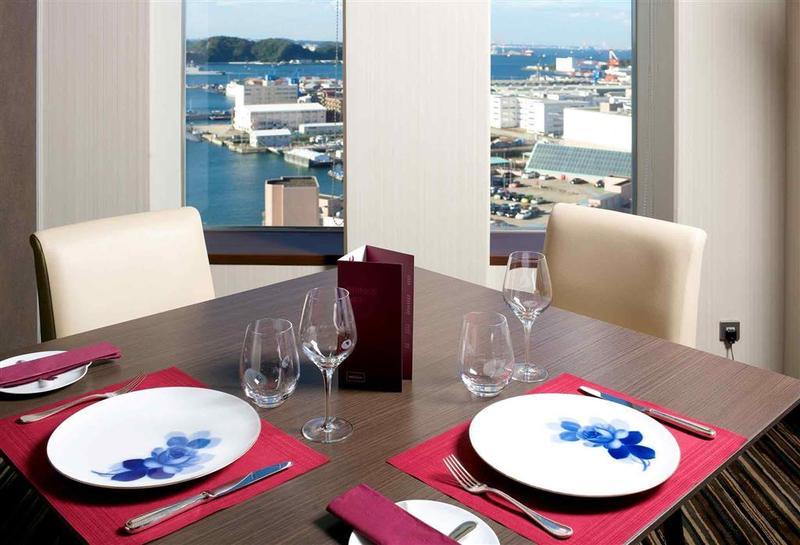 Mercure Hotel Yokosuka - Restaurant - 10