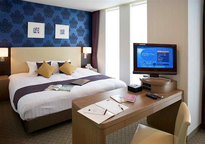 Mercure Hotel Yokosuka - Room - 0