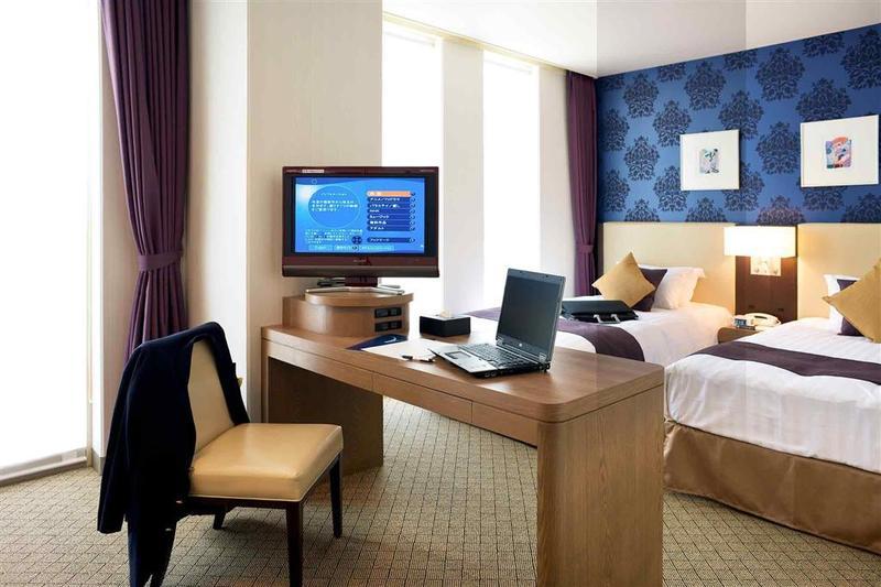 Mercure Hotel Yokosuka - Room - 8