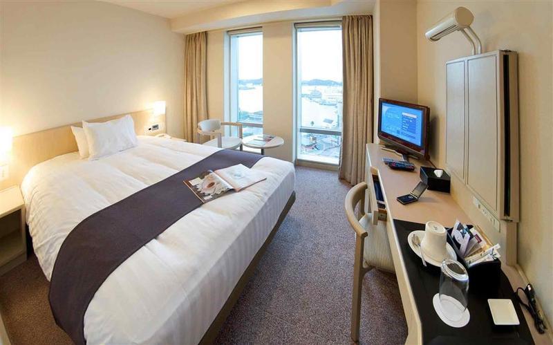 Mercure Hotel Yokosuka - Room - 6