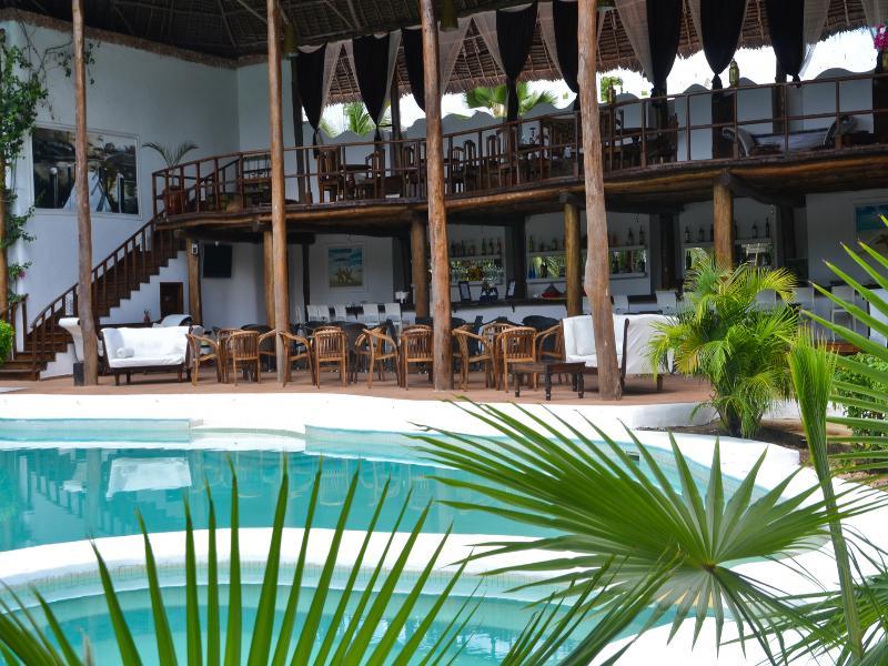 Bar My Blue Hotel