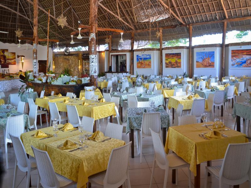 Restaurant My Blue Hotel