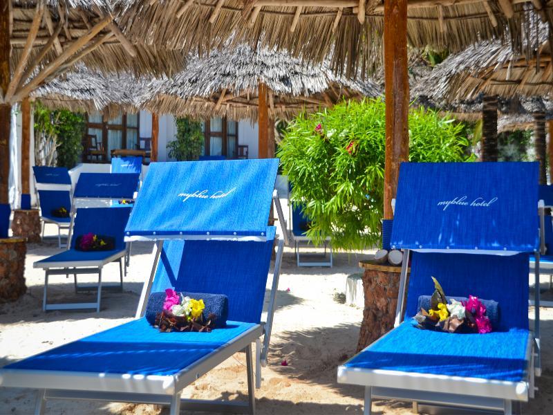 Beach My Blue Hotel