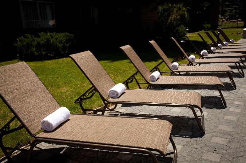 Pool Forest Suites Resort