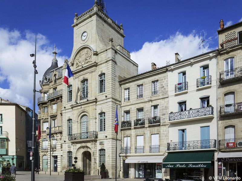 General view Mercure Beziers