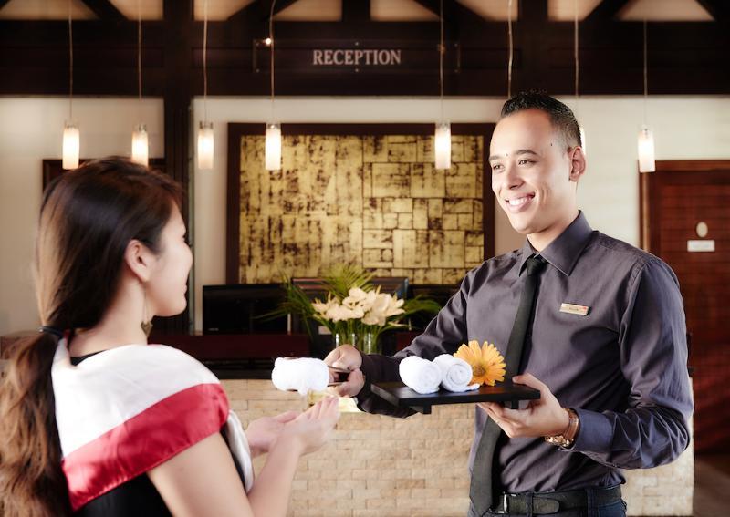 Lobby Palm Hotel & Spa