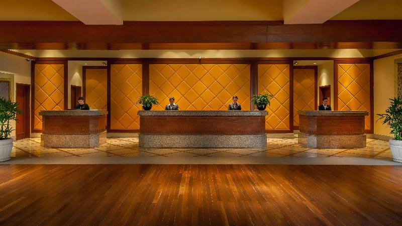 Lobby Hyatt Regency