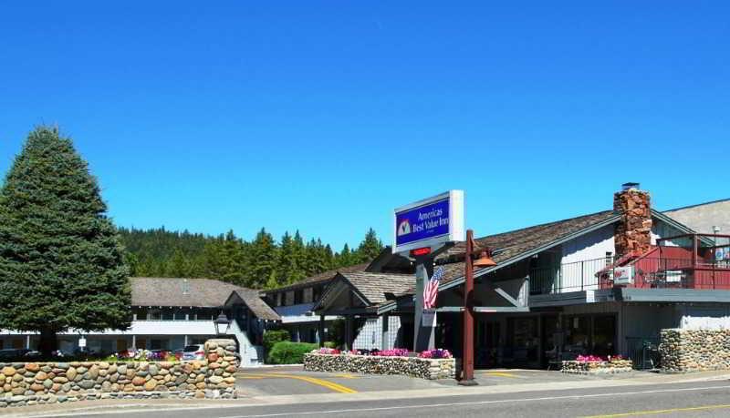 General view Americas Best Value Inn Lake Tahoe