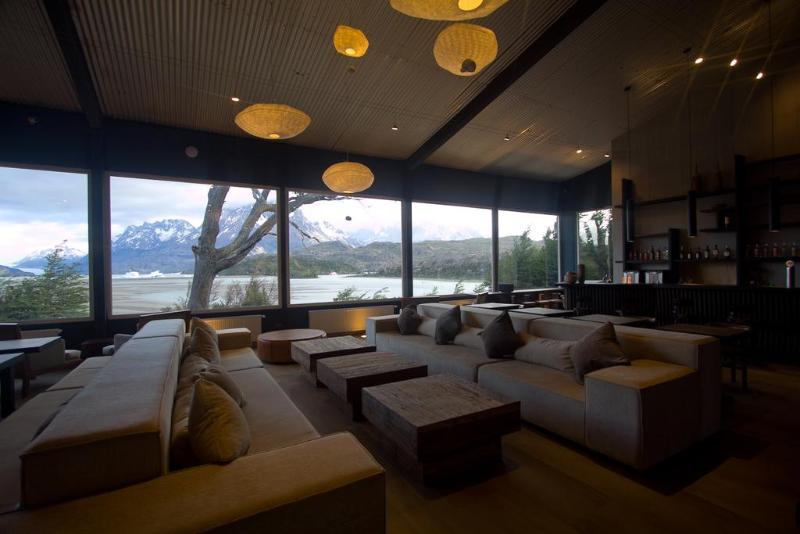 Foto del Hotel Lago Grey del viaje desierto ciudades glaciares chilenos