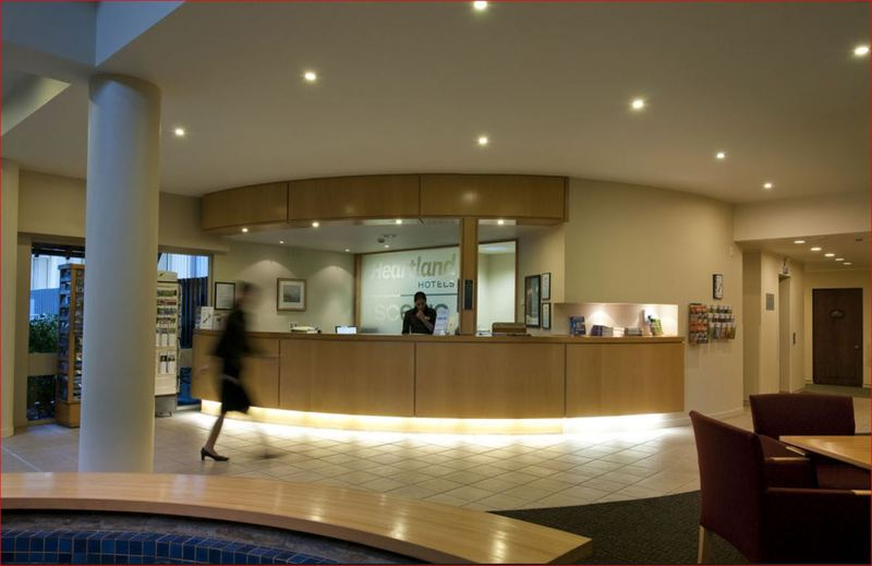 Lobby Scenic Suites Queenstown