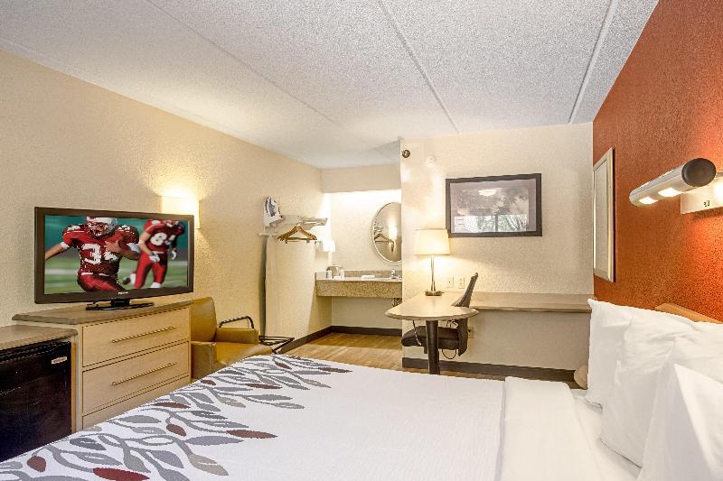 Room Red Roof Inn Asheville West
