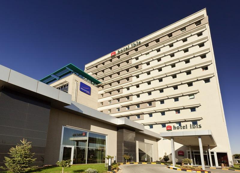General view Ibis Hotel Gaziantep