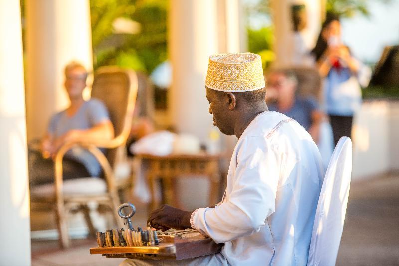 Bar Zanzibar Serena Hotel