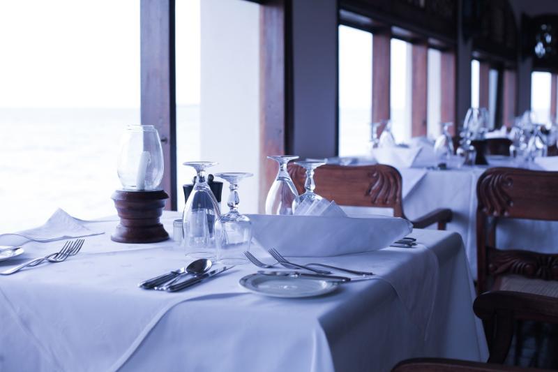 Restaurant Zanzibar Serena Hotel