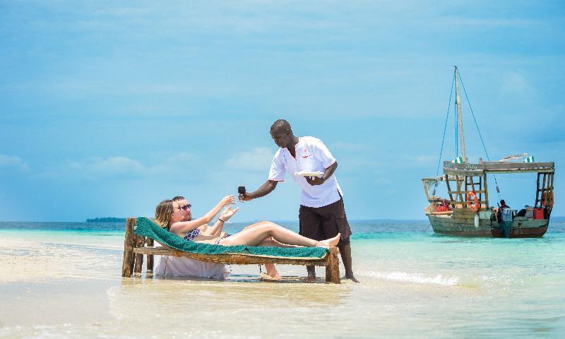Beach Zanzibar Serena Hotel