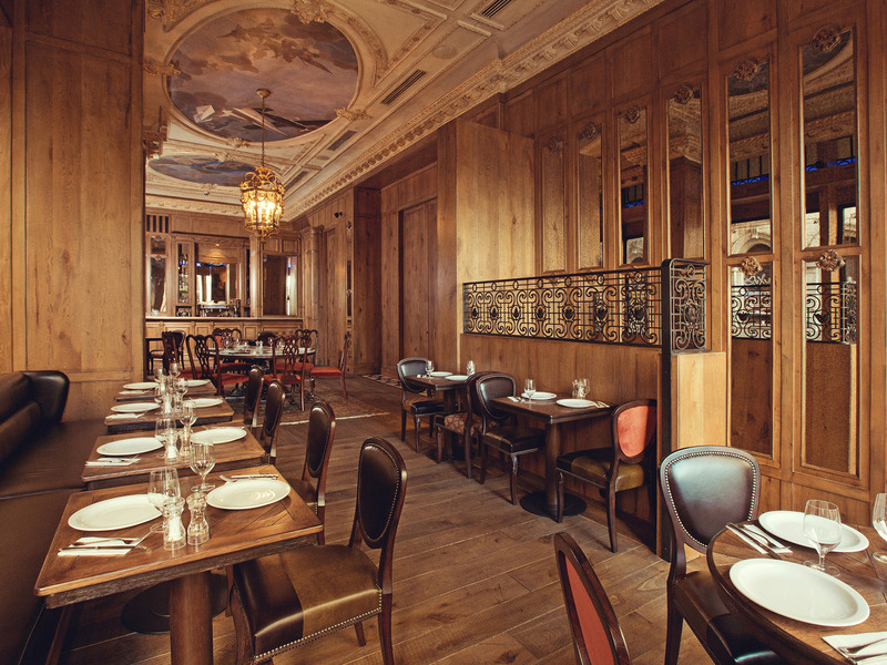 Restaurant Palazzo Donizetti Hotel